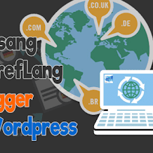 Tutorial Cara Mudah Memasang Meta Tag HrefLang Internasional di Blogger dan Wordpress