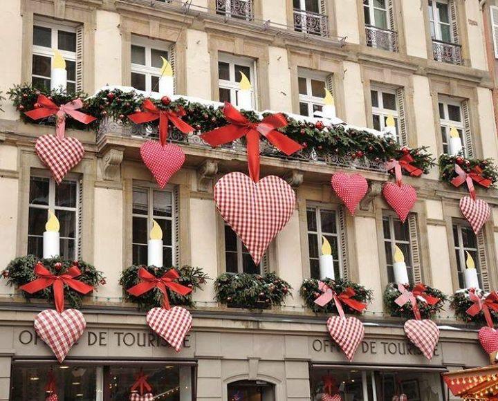 Imagenes Balcones Adornos Navidad.Escaparates Que Molan