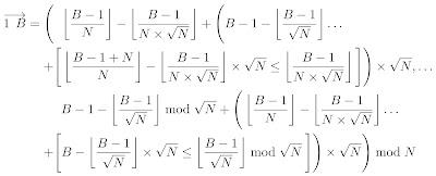 A Modular Coordinate Equation for Perfect Square Order Pandiagonal Magic Tori or Magic Squares