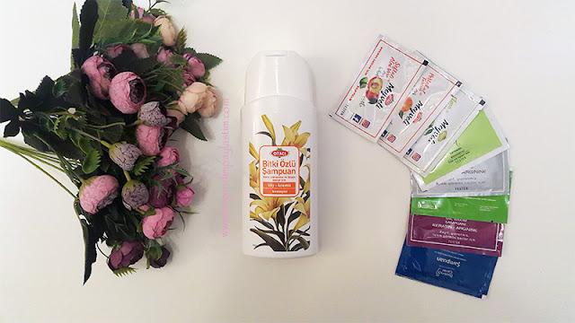 Otacı  Bitki Özlü şampuan-Lily Kremli Besleyici