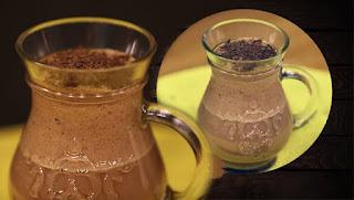 çikolatalı vegan soğuk kahve yapımı - KahveKafeNet