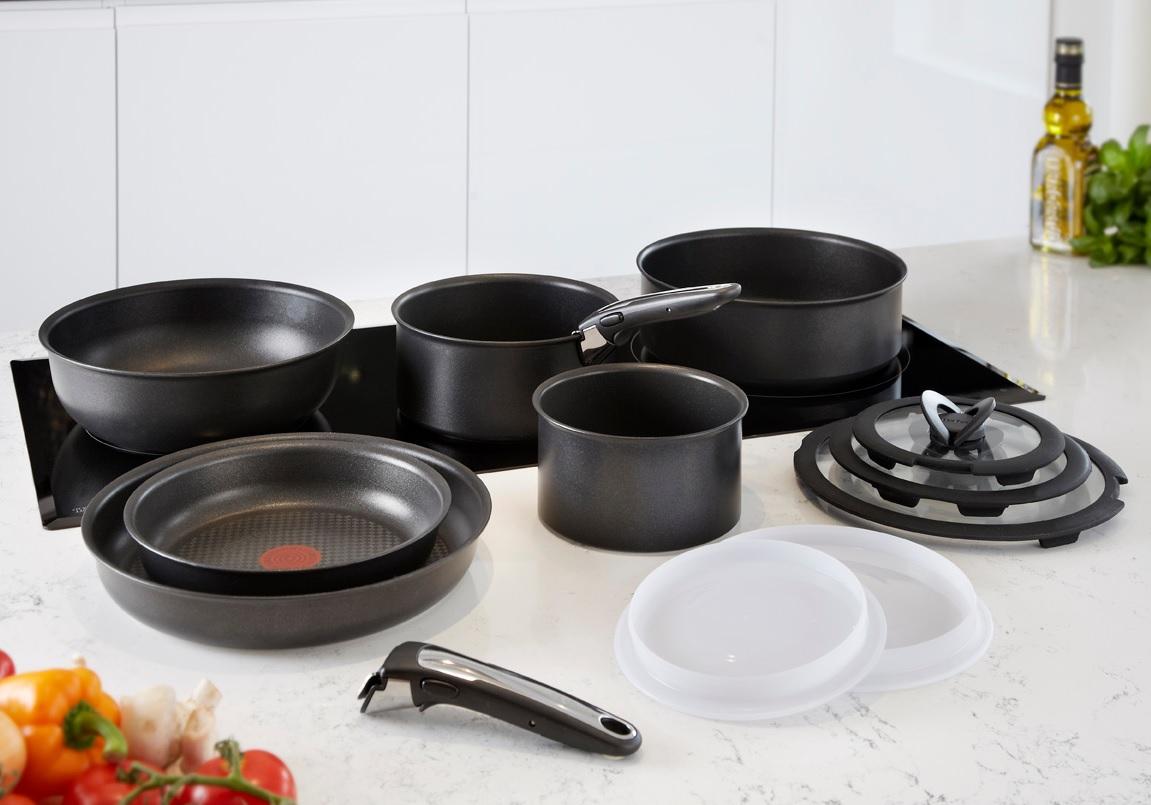 non stick pots and pans
