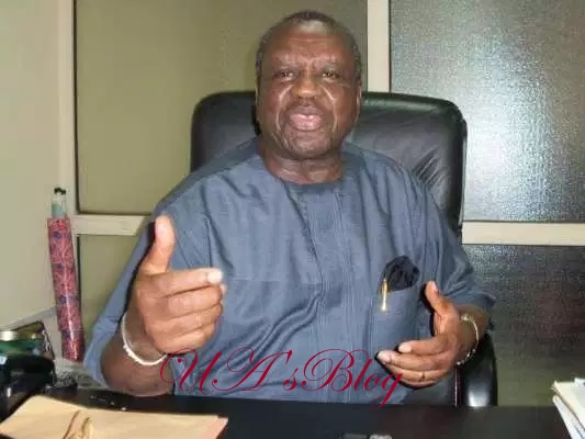 2019: Attah Blasts Saraki, Predicts What'll Happen To Senate President, Others In PDP