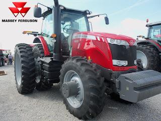 Massey Ferguson 8680 Row Crop Tractor