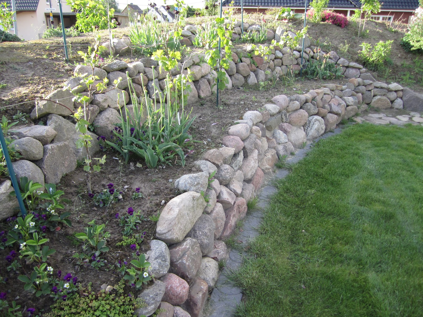 Inspirierend Garten Gestalten Bilder Schema