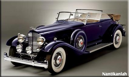 Koleksi Gambar Mobil Antik Klasik Jaman Dulu Keren Yang Pernah Ada