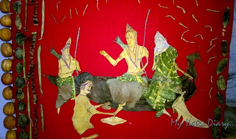 A colorful inspiring story at Khole Ke Hanuman Temple, Jaipur, Rajasthan