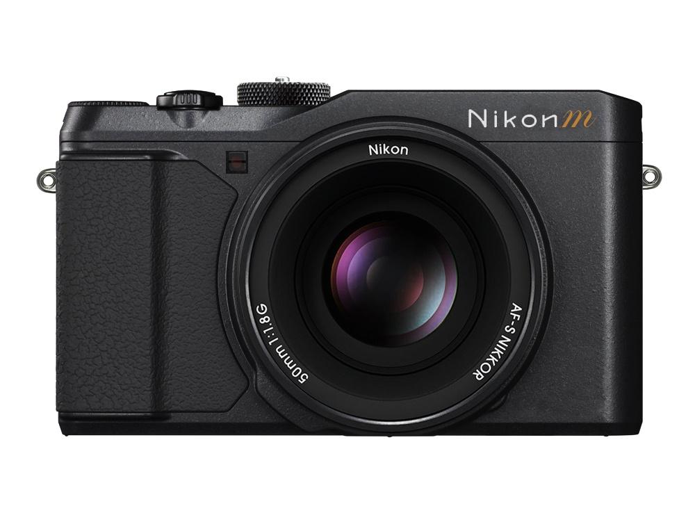 Концепт беззеркальной камеры Nikon от фанатов