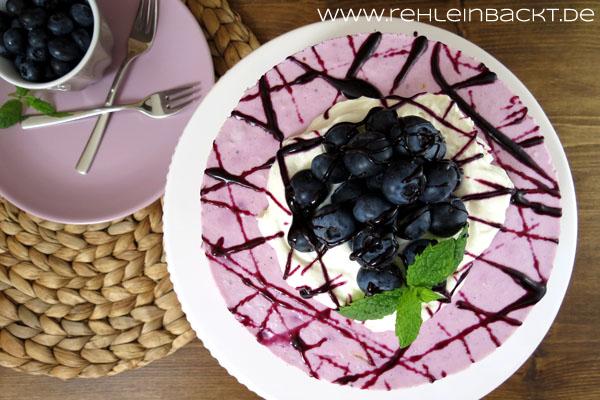 Blaubeer-Zitronen-Törtchen | Foodblog rehlein backt