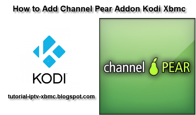 how to put channels on kodi