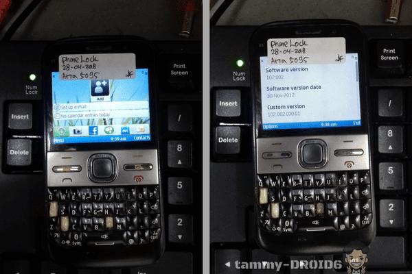 Firmware Nokia E5 RM-632 Bahasa Indonesia Terbaru