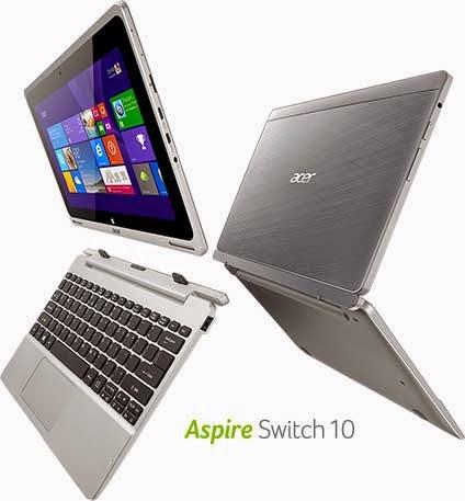Daftar Notebook Hybrid Terbaik 2016