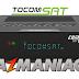 Tocomsat Combate HD Viptv Atualização V1.033 - 11/10/2018