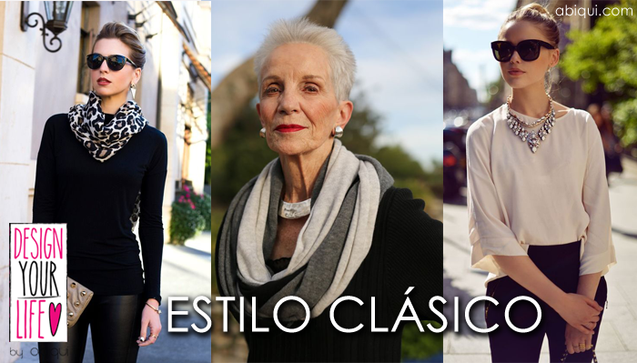 Estilo clasico design your life by abiqui for Que es el estilo clasico
