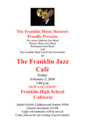 Jazz Cafe - Feb 2