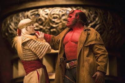 Review Film Hellboy II: The Golden Army 2008