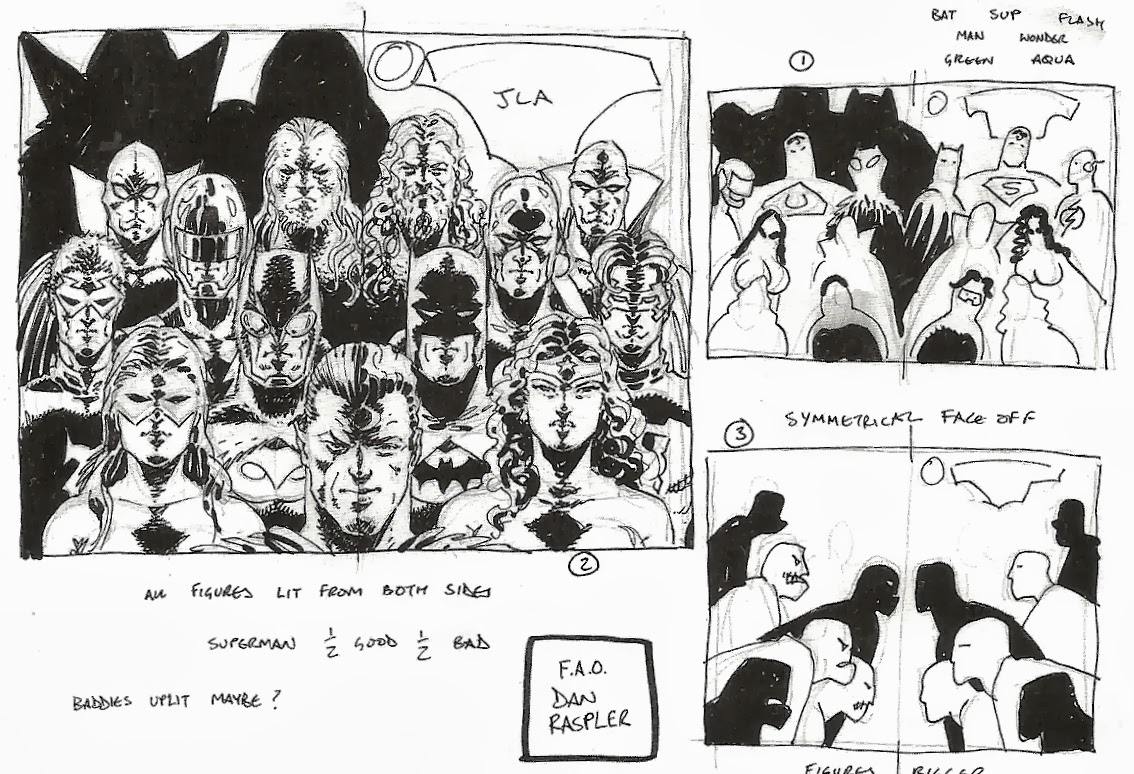 Every Day Is Like Wednesday A Few Quick Thoughts On Jla