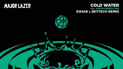 Major Lazer  - Cold Water ft. Justin Bieber & MØ ( R3hab vs Skytech #Remix )