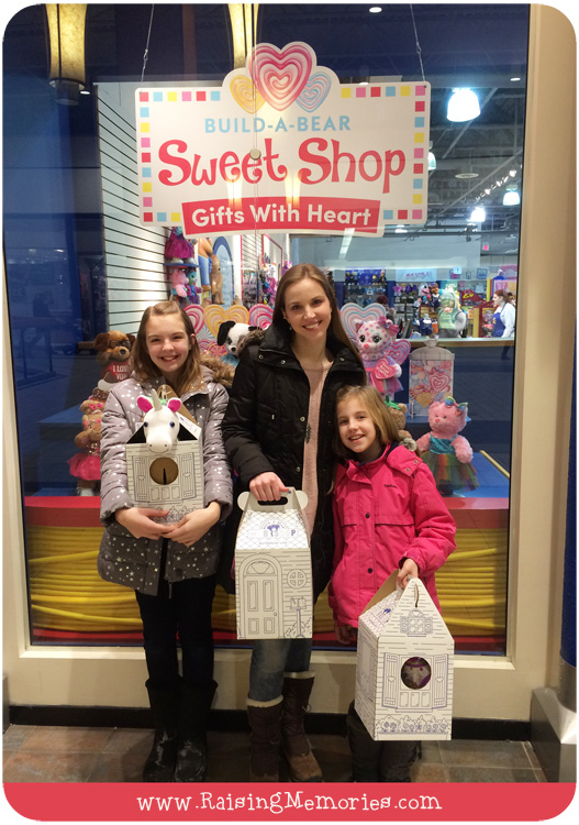 Build A Bear for Valentines Day Giveaway
