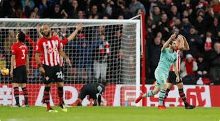 Southampton vs Arsenal 3-2 Highlights