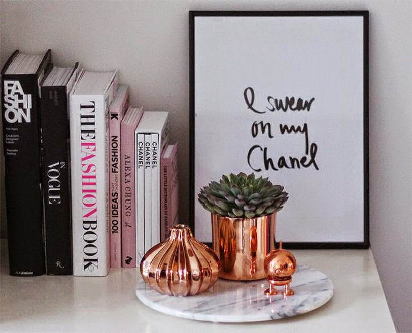 rose gold home decor Rose Gold Home Decor   Flip And Style rose gold home decor