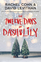 letmecrossover_blog_blogger_michele_mattos_my_true_love_gave_to_me_holiday_book_books_review_recommendations_tbr_author_christmas_gift_ideas_dash_and_lily_twelve_days_rachel_cohn_david_levithan_booktube_youtube