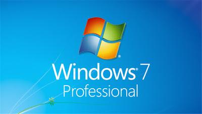 تحميل Windows 7 Professional ISO 32 / 64 Bit