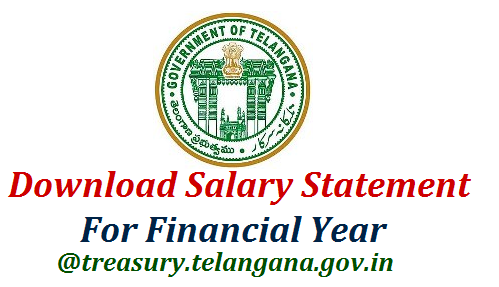 Telangana Teachers and Employees Salary Statement Download Here | telangana employees pay details, employee salary details,know your salary ... Pay Details, Know Your Online Salary Particulars and Download Pay Slips.Salary details, TS Employees Download Month wise Online Employee Pay Slip /#Salary Certificate/Salary Slips in PDF Format: Telangana Treasury Salary Details TS Teachers Pay Slips TS Employee Pay Download TS Employees Salary Statement How to check Salary Slip Online How to Get Month wise Salary Earnings and Deduction Details from Treasury website Get Details | Know here to Download Financial year Salary Month wise Salary statement useful while filing Income Tax Returns in the month of March every year. Download your Salary Certificate from treasury.telangana.gov.in. Teachers employees need complete year Earnings Deductions details Download as PDF File easy at your Mobile only Download Here download-month-wise-telangana-employees-teachers-salary-earnings-deductions-statement-treasury-website-for-income-tax-purpose