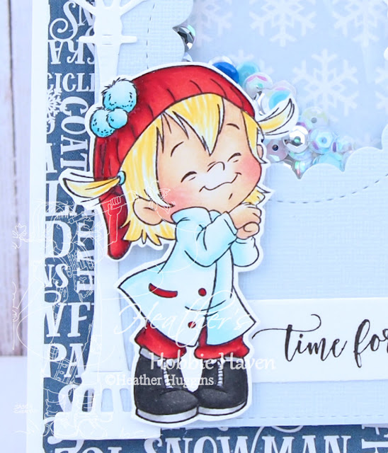 Heather's Hobbie Haven - Happy Twila Card Kit