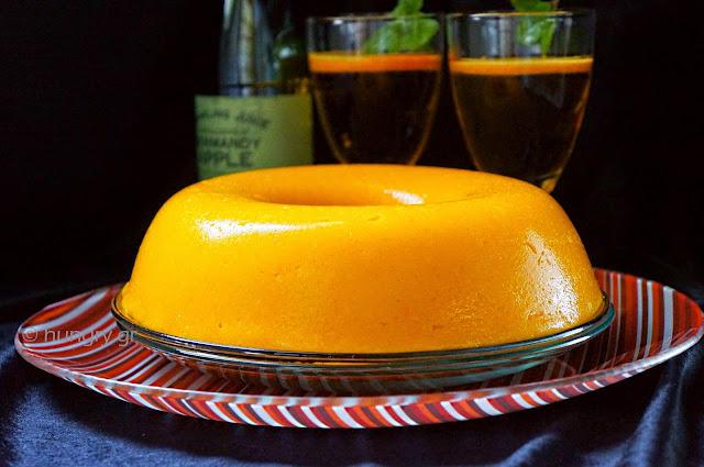Χαλβάς Πορτοκαλιού