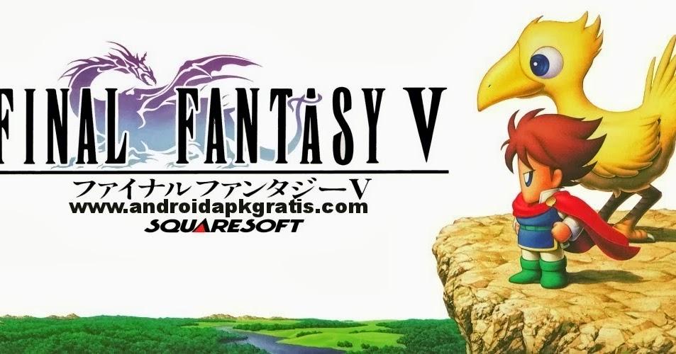 final fantasy v apk free download