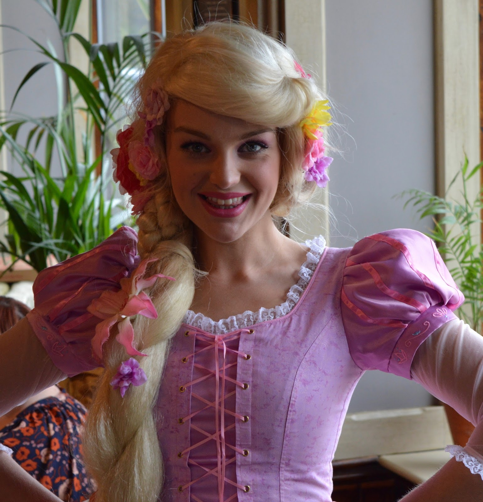 Kids Club Rapunzel at Liberty Brown, Sunderland