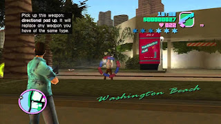 Grand Theft Auto Vice City (X-BOX360)