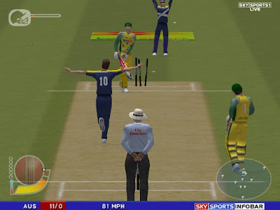Download EA Sports Cricket 2004 Highly Compressed Game For PC