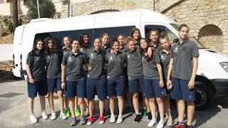 Ιστορική νίκη της Εθνικής παγκορασίδων στην Σάμο 46-45 την Ισπανία !