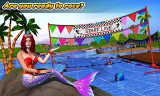 Mermaid Race 2016 v1.4 Mod