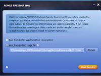 AOMEI PXE Boot, Cara Mudah Boot PC Dari Jaringan