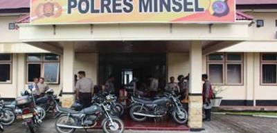 Polres Minsel Kerahkan Personil Babinkamtibmas Kawal Dana Desa