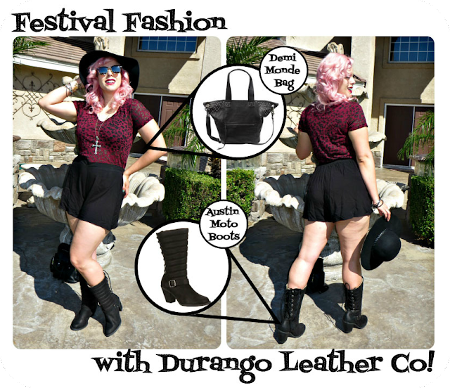 Dollie's Festival Fashion Outfit