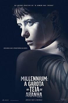 Baixar Millennium – A Garota na Teia de Aranha (2018) Torrent / Dublado Download