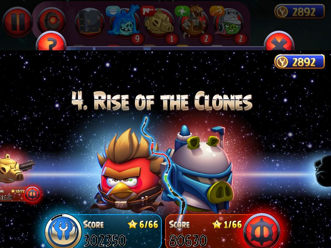 Angry Birds Star Wars 2 Mace Windu Download Angry Birds S...