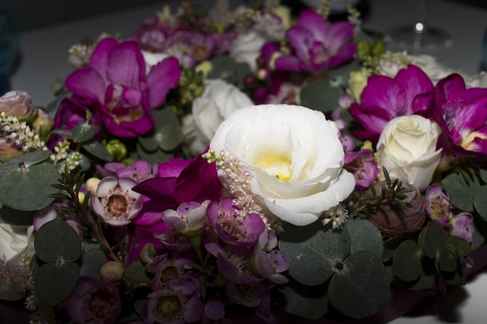 aranjament floral pentru Ziua Indragostitilor
