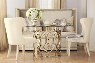 Baers Salon Dining Table