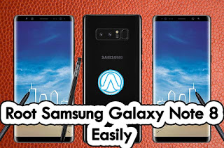 How to Root Samsung Galaxy Note 8  without PC - Andro Root