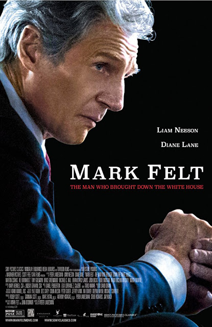 Sinopsis Mark Felt: The Man Who Brought Down the White House (2017)