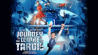Doctor Who Journey to the Centre of the TARDIS Clara Oswald Matt Smith Jenna Louise Coleman