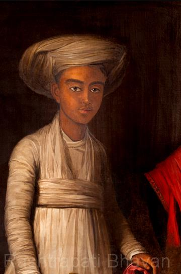 Prince Subhan, sixth son of Tipu Sultan, by Thomas Hickey