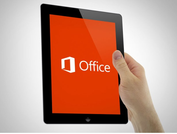 Microsoft Office For iPad And iPhone