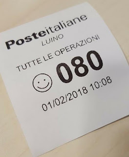 Biglietto dell'elimina-code