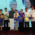 Sec. Deles, Sen. Drilon and several others conferred with 1st Freedom Flame Award